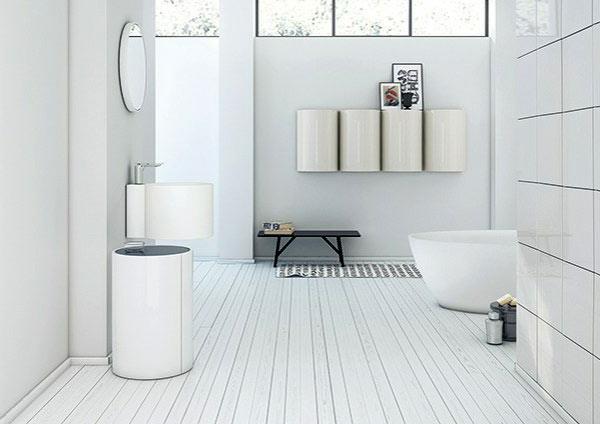 Мебель для ванной комнаты - как выбрать-100