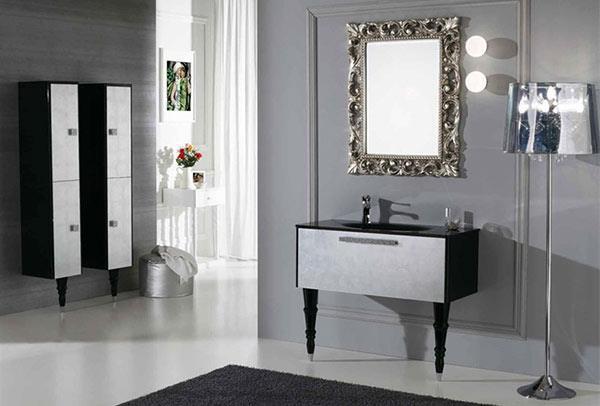 Мебель для ванной комнаты ретро