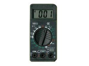 Мультиметр М812