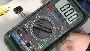 Мультиметр для КИП