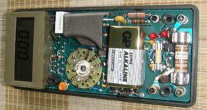 Батарейка питания мультиметра