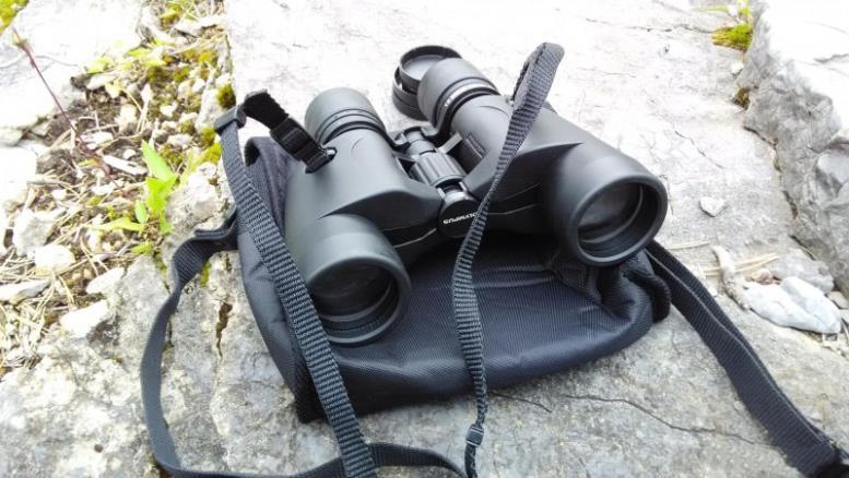 Бинокль Olympus 8×40 Zoom DPS