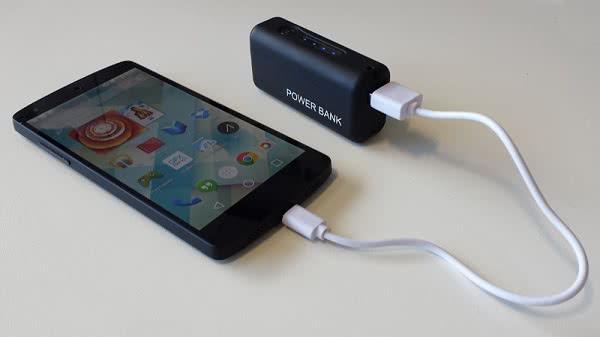 PowerBank для смартфона