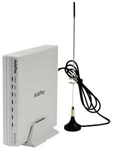 SIP GSM gateway на 1 линию AddPac AP-GS1001A