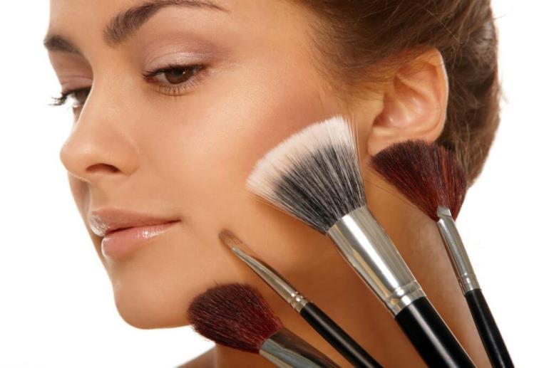 какие кисти для макияжа для чего предназначены