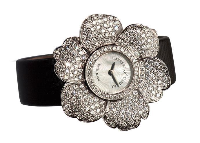 Часы в стиле Jewelry