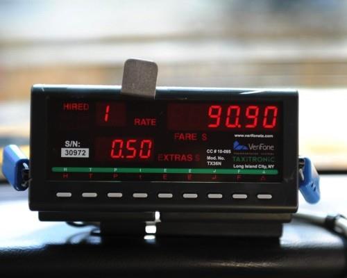 Как правильно работать в такси