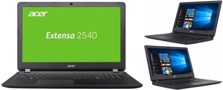 Acer Extensa 2540
