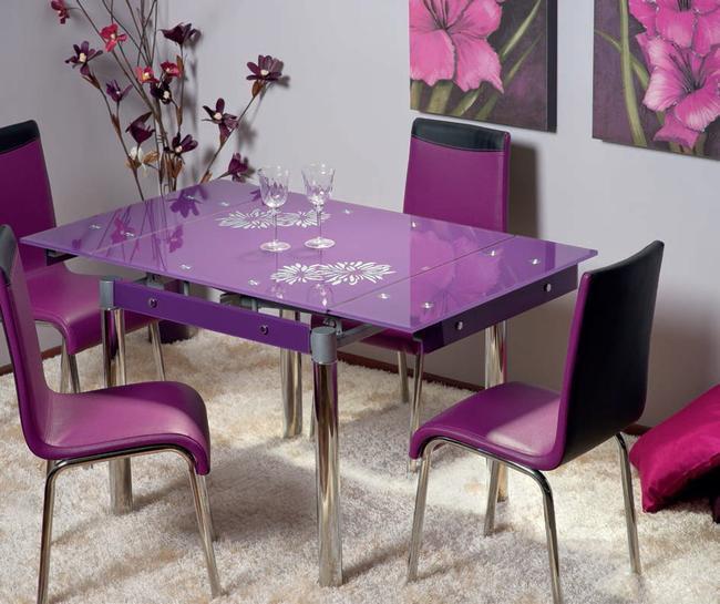 Цветной стол