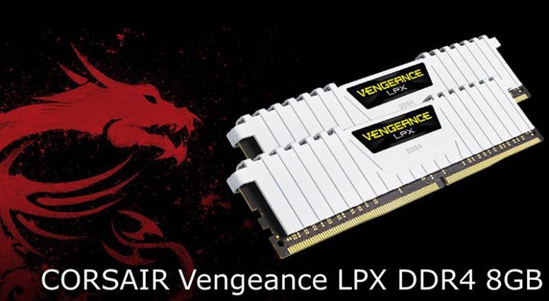 CORSAIR-Vengeance-LPX-DDR4-8GB-memory