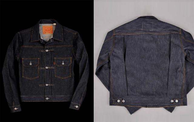 Levi's-Denim-Trucker-Jacket-Type-II