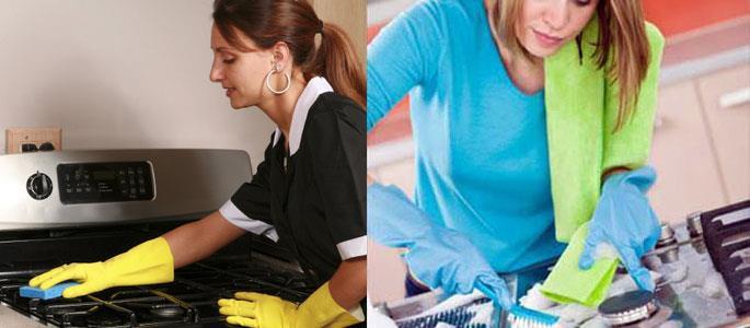Сохранить плиту в первозданном виде можно при соблюдении правил регулярного ухода