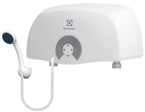 Проточный водонагреватель для квартиры Электролюкс