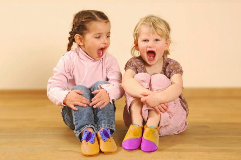Выбор сандаликов для детей в 1, 2 года