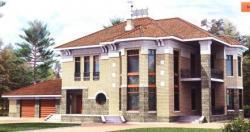 Загород дом 250