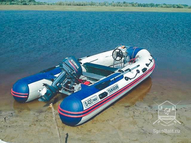 Лодка для рыбалки Yamaran