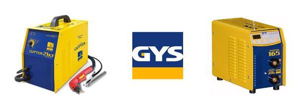 Сваролчное оборудование от компании Gysmi
