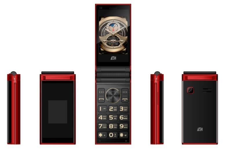 Топ-7 простых и надежных кнопочных телефонов для ваших детей и родителей