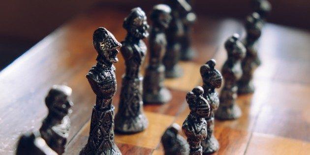 Чем заняться в свободное время: шахматы