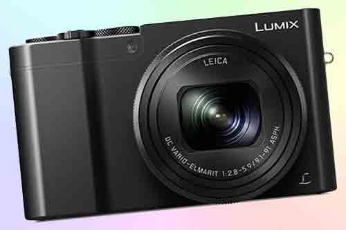 Фотокамера Panasonic Lumix DMC TZ100