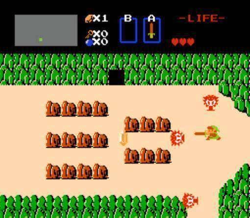 best-video-games-legend-of-zelda-nes