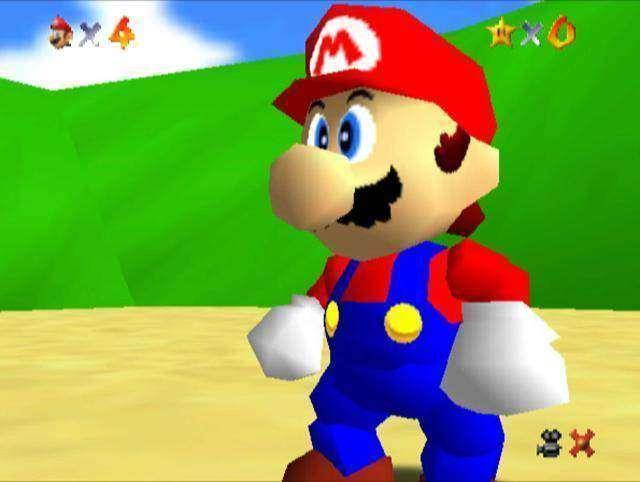 best-video-games-super-mario-64
