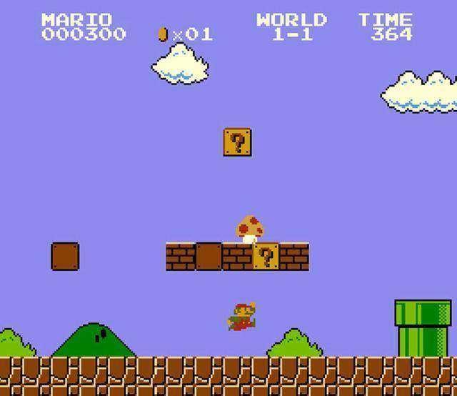 best-video-games-super-mario-bros