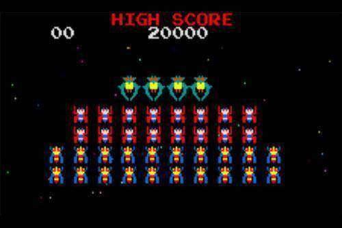 best-video-games-galaga