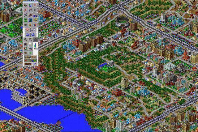 best-video-games-sim-city-2000