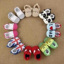 первая детская обувь как выбрать