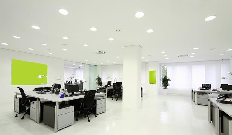 Выбираем светильники для офиса