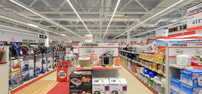 Подвесные светильники для магазина - как выбрать?