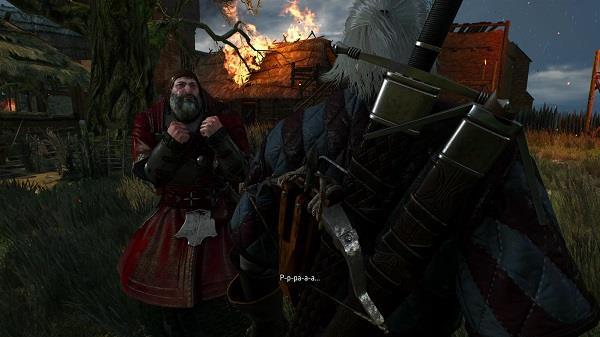 Ведьмак 3 Дикая охота Задание Кровавый барон (Дела семейные)