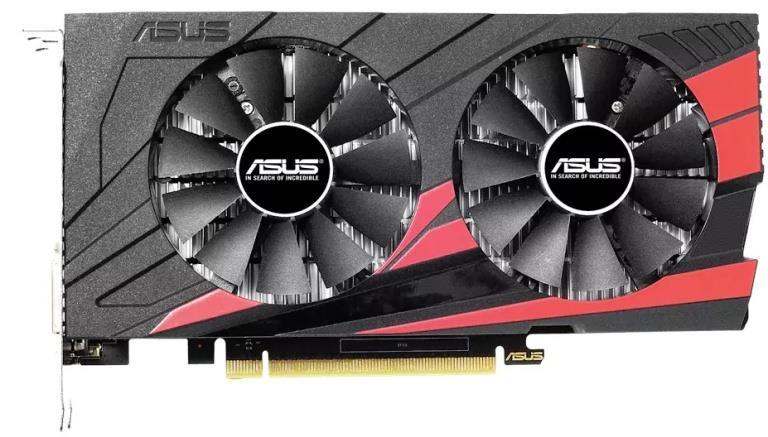 Видеокарта GeForce GTX 1050 Ti