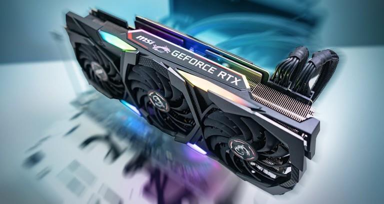 Графическая карта MSI GeForce RTX 2080 Ti Gaming X Trio