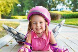 как выбрать шлем для роликов детский