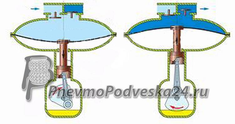 Мембрана авто компрессора