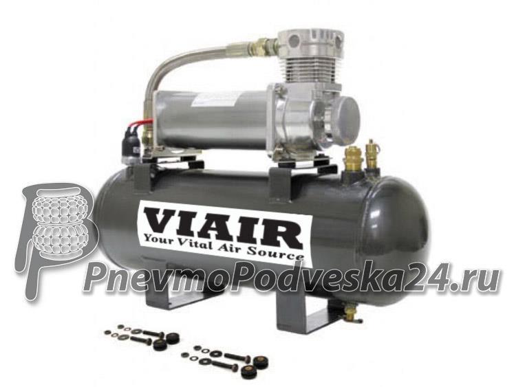 Авто компрессор с ресивером Виаир (Viair)