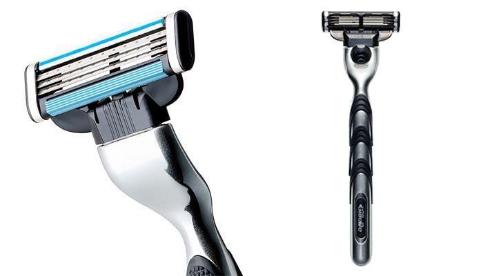 Плавающая головка и нескользящая ручка привлекают интерес покупателей к станкам для бритья со сменными картриджами