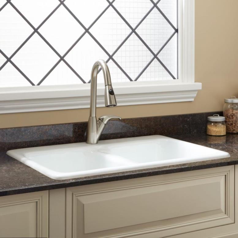 394657-double-cast-iron-kitchen-sink