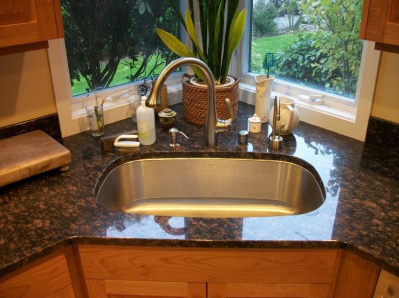 corner-kitchen-sink-cabinets