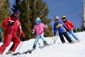 секции горных лыж для детей