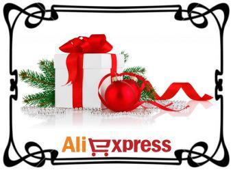 Как выбрать новогодние товары на AliExpress