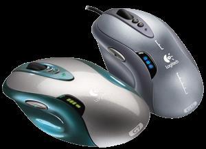 Компьютерные мыши в железнодорожном