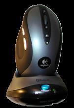 Bluetooth мышь Logitech