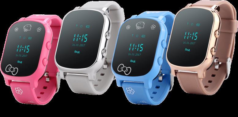 Smart Baby Watch GW700