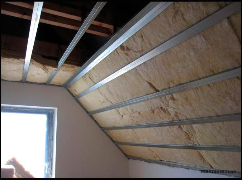 какой утеплитель лучше для крыши дома