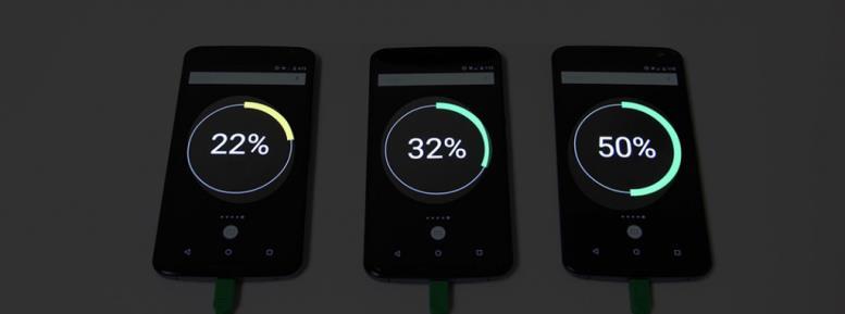 Поддержка технологий быстрой зарядки