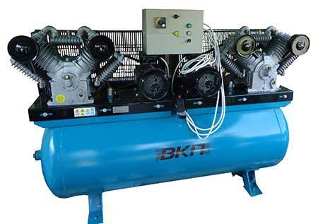 Поршневой компрессор Tandem W2200-10-500