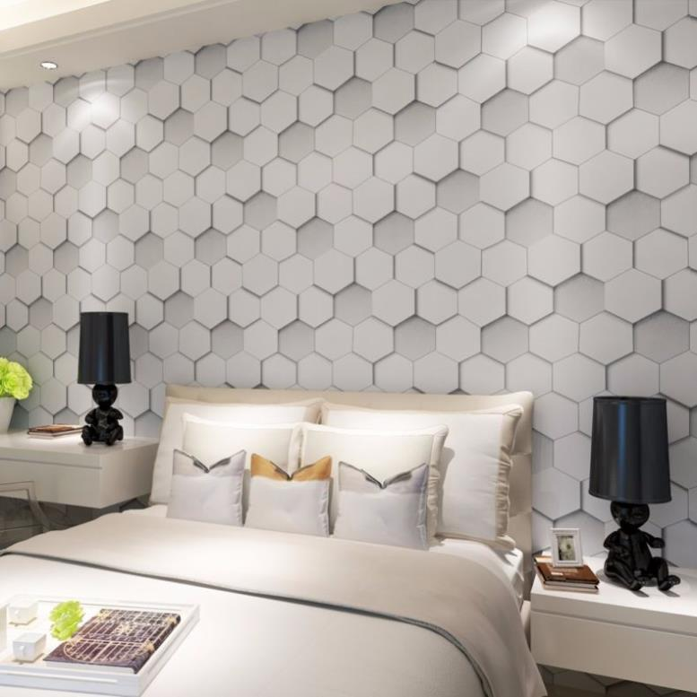 papel-de-parede-3d-non-woven-wallpaper-honeycomb-bedroom-font-b-wall-b-font-font-b
